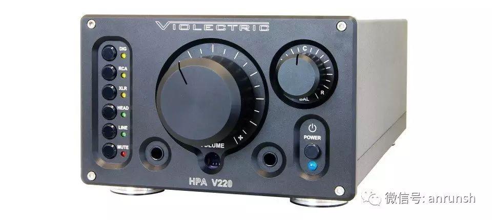 闲来说说德国湖人V281和V220耳放