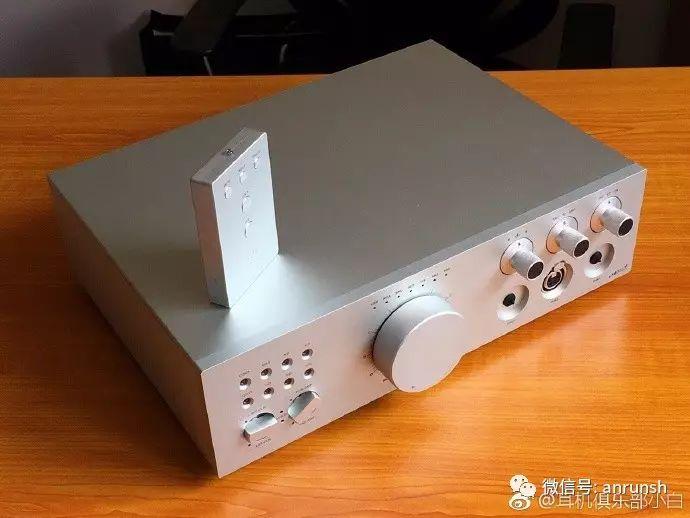艾诗MDAC6 解码/耳放/前级一体机测评推荐