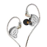KZ ZS10PRO十单元圈铁有线入耳式监听耳机