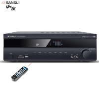 山水UX66家庭影院5.1声道AV功放机