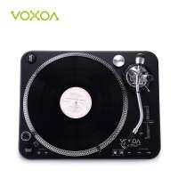 VOXOA锋梭 T80直驱式LP黑胶唱片机DJ打碟机