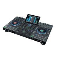 DENON天龙PRIME4 DJ打碟机彩屏一体机