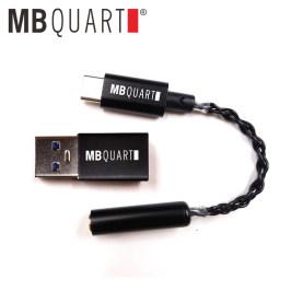 德国歌德19T耳机高通耳放 typec转接头DSD解码放大器tape转换器线便携发烧hifi耳放一体机dac 3.5mm