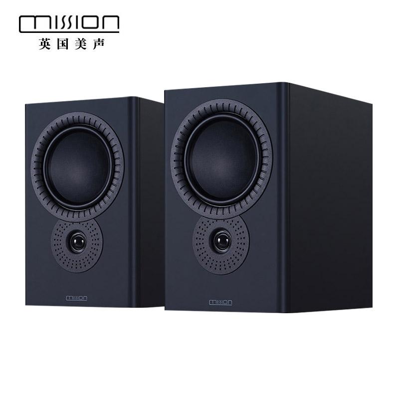 美声LX-3MKII发烧级hifi书架音箱二分频6.5寸低音高保真无源音响